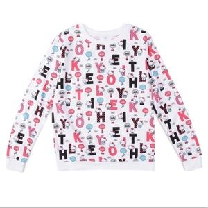 Hello Kitty by Sanrio Sweatshirt